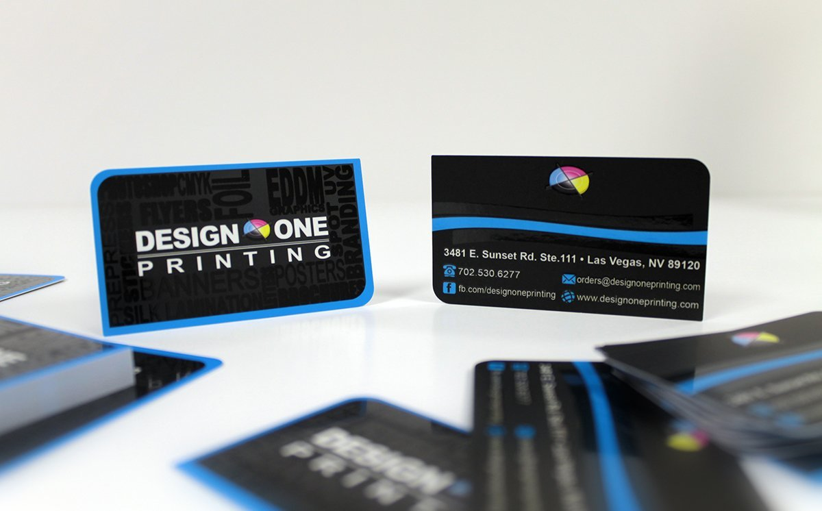Business Cards Las Vegas Fast Printing Today Design One Printing